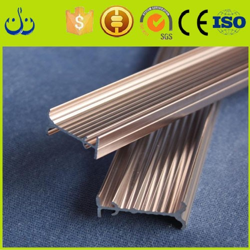 Weight of aluminum section in construction mild steel window section