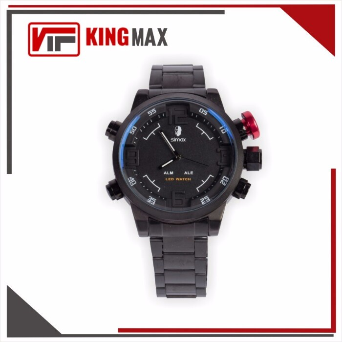 Quality Wristwatch Manufacturer Sports Alloy Watch