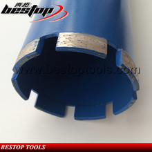 Bestop Long Life Diamond Core Drill Bits for Cutting Concrete/Marble/Granite