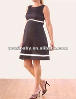 factory direct sell cotton maternity dress ,white maternity dress,formal maternity dresses