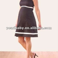 Factory Direct Sell Cotton Maternity Dress