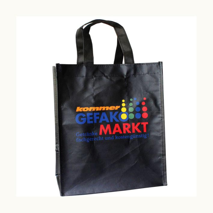OEM factory supplier 2017 pp woven promotional tote Bags/shopping bag