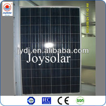 pv modules price/solar panel korea 80w 100w 120w 130w