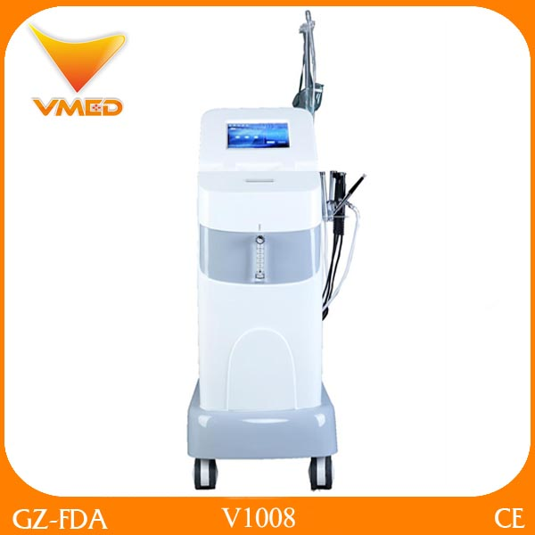 BIO-Micro Water Oxygen Jet Peel Machine for Skin Care / Acne Removal