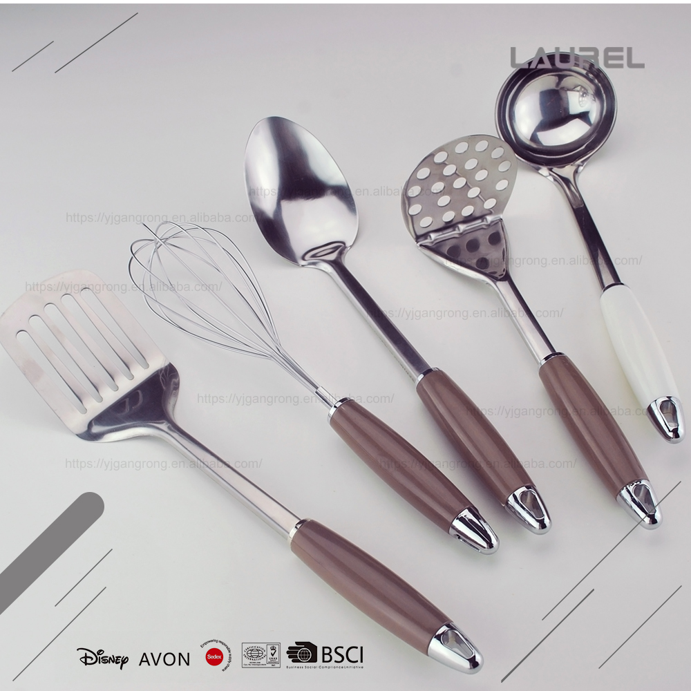 China factory price Household goods Stainless steel family matching kitchen utensils