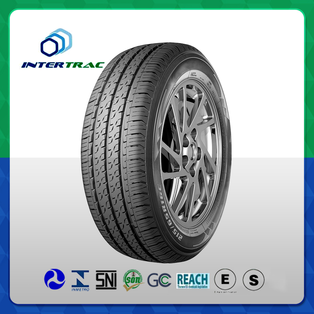 INTERTRAC CAR TYRE 215/45R17 205/55R16 with quality warranty from China