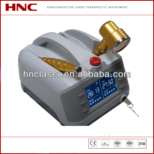 Hot selling soft laser physics therapy equipment used