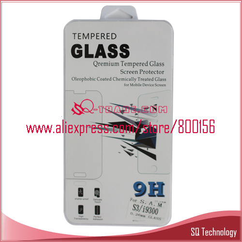 Guangzhou for Samsung for Galaxy S5 Tempered Glass Screen Protector