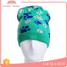 Professional factory supply beanie knitted adults customized high quality winter hat