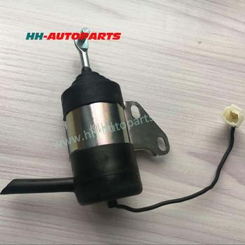 052600-4531 16851-60014 12V for Kubota Engine Stop Solenoid