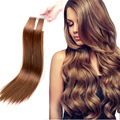 Top Best Quality Wholesale Seamless Waterproof Skin Weft Russian Double Drawn Remy Tape Hair Extensions