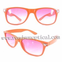 Popular design top quality new product pc famous brand sunglasses