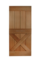 China supplier sliding or swing solid wood door design