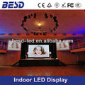 Indoor P4 smd led panel / meeting room advertising P4, P5 SMD led screen panel