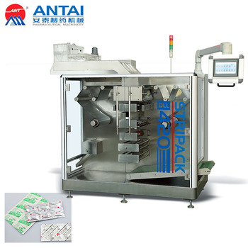 DLL-420 High Speed Automatic Tablet Strip Packing Machine