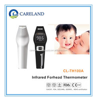 CE FDA ROHS approved pen type waterproof LCD display clinical Infrared forhead digital thermometer