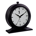 12.5x5.5x14.5cm SIZE paper dial Y.T. Step Movement Metal Round quartz wall clock movement