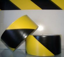 pvc warning caution tape for floor marking