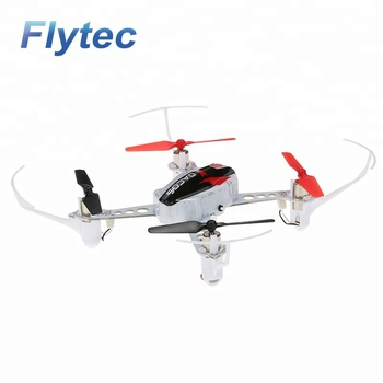 Flytec XK Drone X100 2.4G 4CH 6 Axis LED RC Quadcopter RTF With 3D 6G Mode Inverted Flight Small Drone ( With Transmitter)
