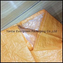 new raw material pp bags woven bags with liner bag any ncolor available customized size