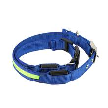Wholesale prices OEM design luxury led collar Pet Collars for dogs