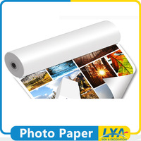 China factory promotional a4 magnetic gloss photo paper