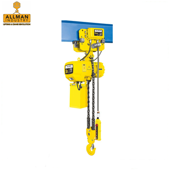 FEC Japan chain sling type electric hoist crane 5ton construction hoist cranes