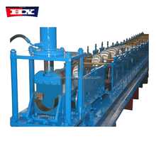 2018 U pattern launder machine,rain gutter roll forming machine