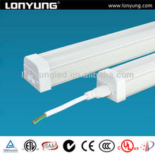 factory price ce ul approval fluorescent t5 fixture led integrated twin fluorescent lamp lighting 2ft 4ft 6ft