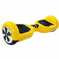 Chic Smart S1 yellow Best Price Fashion electric scooter 2 wheels balance