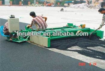 polyurethane binder rubber granules for kids playground