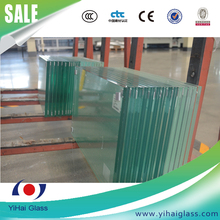 Best price safety tempered laminated glass for commercial building glass