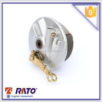 Highly comend 110mm top selling motorcycle drum brake