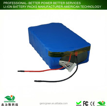 12.6v 8.8Ah LiFeO4 battery pack for fishing equipment with superior quality charger