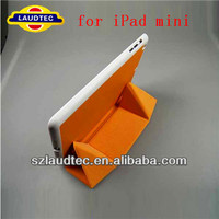 Hexagonal design for ipad mini cover, Fashion product from China manufatory for ipad mini tablet