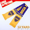 High Quality Sublimate Custom Football Scarf