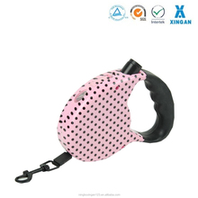 wholesale beautiful portable comfortable training pets accesories retractable dog leash
