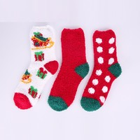 Wholesale New StyleKeep Warm and Decoration GL-MS-004 Custom Socks