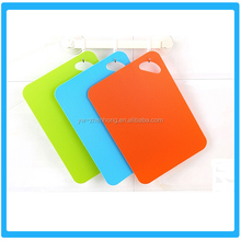 Food Grade Skid Resistance Plastic Chopping Board