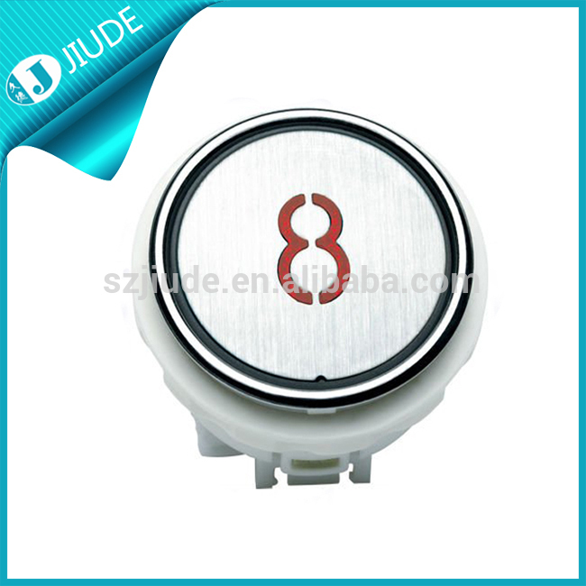 Elevator Parts Press Button Elevator Push Button Lift Press Button