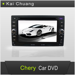Factory Car Audio System Chery A3 with GPS/DVD/Bluetooth