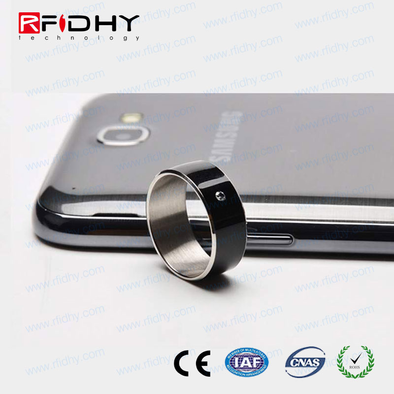Alibaba Hot Selling NFC Ring <strong>Payment</strong> with MIFARE DESFire EV1 Chip