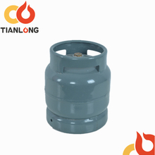 3kg low pressure pneumatic cylinder for propane gas