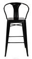 Iron chair/different height/various color to choose TF- T1006