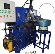 Automatic Hydraulic Mild Steel Bucket Handles Bending Machine