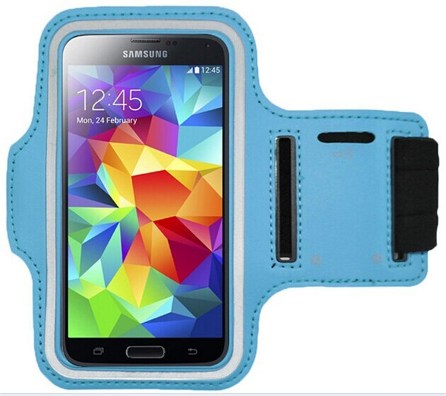 China Alibaba Armband Case for S5 Sport Arm Cell Phone Holder for Samsung Galaxy S5 i9600