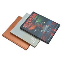 High quality hardcover book publications printing with cardboard paper
