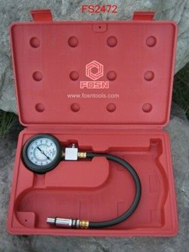2014 TU-7 Pressure Manometer For Compressive Air Cylinder Car Diagnostic Tools vw polo oem OEM