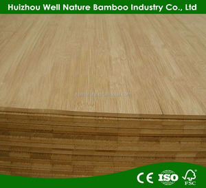 5mm Horizontal Bamboo Plywood for Durable Green Building Materials
