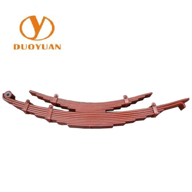 Different Types of Used Leaf Spring for Truck